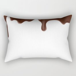 Melted Rectangular Pillow