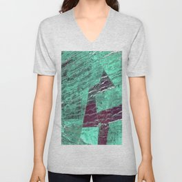 The Boat that never sailed Unisex V-Neck