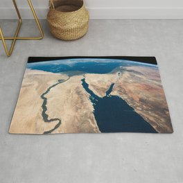 The Nile and the Sinai, to Israel and beyond. One sweeping glance of human history Rug