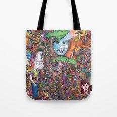 Take A Look Tote Bag
