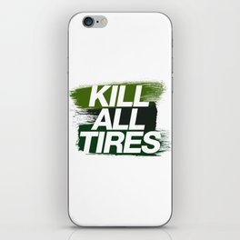 Kill All Tires v4 HQvector iPhone Skin