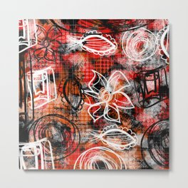 Going rouge Metal Print