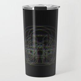D like Darth Vader (RVB version) Travel Mug