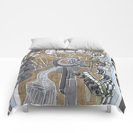 Magical Artificial Tree Comforters