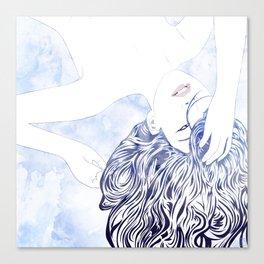 Tresses IV Canvas Print