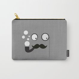 Professor Mustache Carry-All Pouch