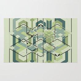 Hexagons #01 Rug