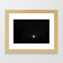 N is For Nior #2 Framed Art Print