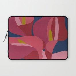 Calla pink lilies Laptop Sleeve