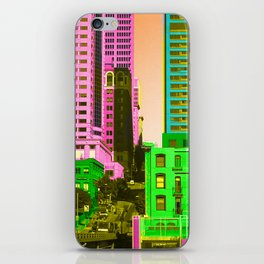 Vancouver BC iPhone Skin