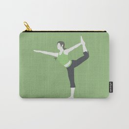 Wii Fit Trainer♀(Smash)Green Carry-All Pouch