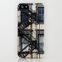 Around Soho, in NYC iPhone Case
