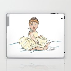 Baby Ballerina Laptop & iPad Skin