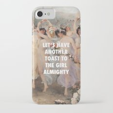Floralia | Girl Almighty iPhone 7 Slim Case