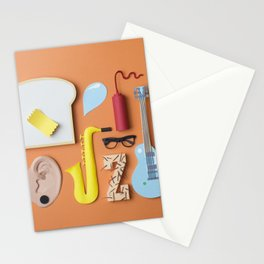PAPER MINGLE MANGLE Stationery Cards