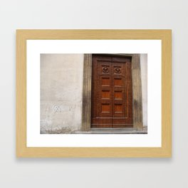 italia 533 Framed Art Print