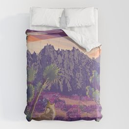 Castle Mountains National Monument Refuge Comforters