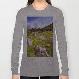 Spring On Velebit Long Sleeve T-shirt
