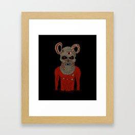 Executioner Framed Art Print