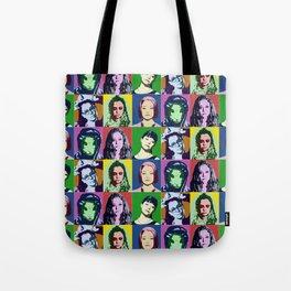Clone Pop Tote Bag