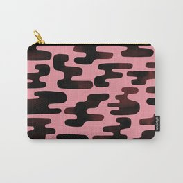 Random Forms Carry-All Pouch