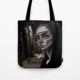 The Close Tote Bag