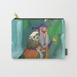 Waterfall Hermit Carry-All Pouch
