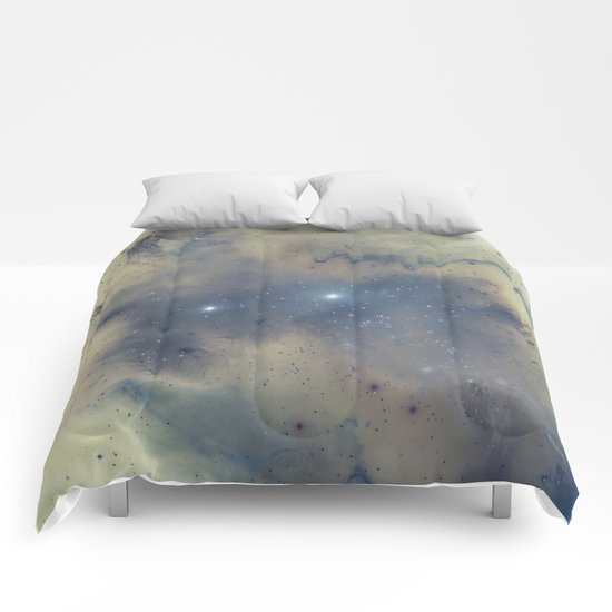 Twin Stars Comforters