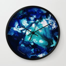 Indigo Collection - 1 Wall Clock