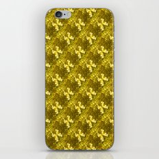 Golden Bows  iPhone & iPod Skin