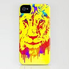 Panthera leo Slim Case iPhone (4, 4s)