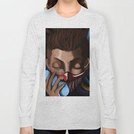 Afrorespiration Long Sleeve T-shirt
