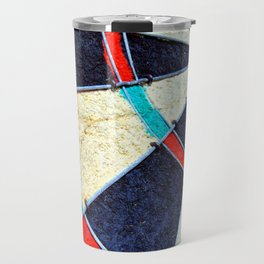 Dartboard Travel Mug