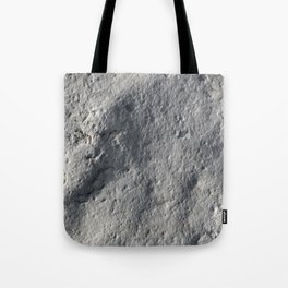 Rock Face Style Tote Bag