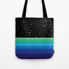Space & Sea Tote Bag