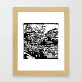Portugalia Framed Art Print