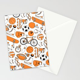 SPORTS Stationery Cards