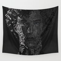 sherlock Wall Tapestries featuring Sherlock by br0-harry