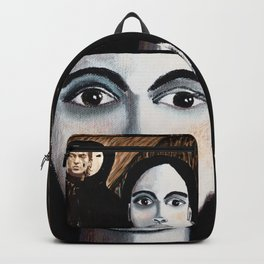 TIC TOC and FRIDA Backpack