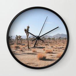 JOSHUA-SCAPE Wall Clock