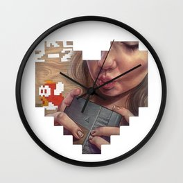 There, I fixed it. Wall Clock