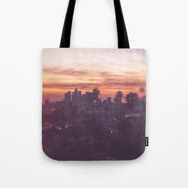 California, Los Angeles, beach, seaside, ocean, surf, downtown, Cali, SoCal Tote Bag