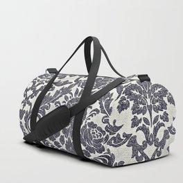 Wall Roses Duffle Bag