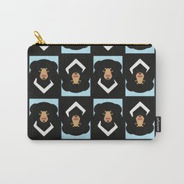 Sloth bear Carry-All Pouch