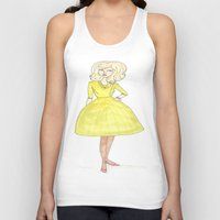 60s Tank Tops featuring 60s by A.S.M Designs
