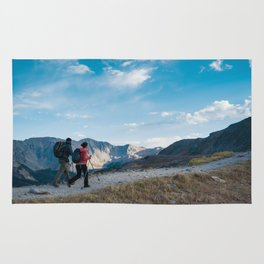 Mountain Views Rug