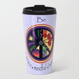 Peace Within Without Travel Mug