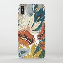 Tropical Wild Jungle iPhone Case
