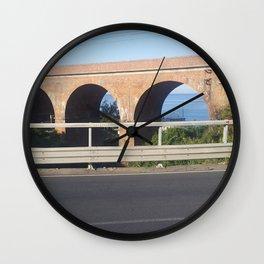 ponte Wall Clock