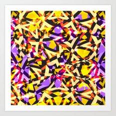 Mix #306 Art Print